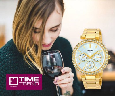 Time Trend Pulsar PU PP6160X1