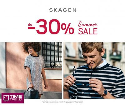 Time Trend summer sale